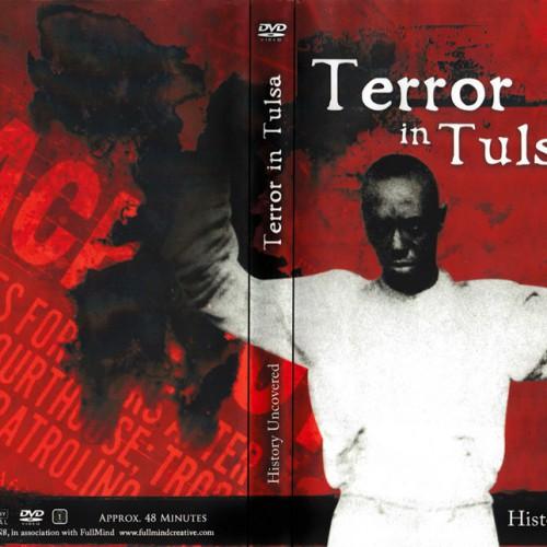 Terror In Tulsa DVD Cover